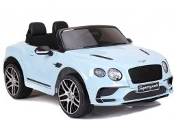 Auto na Akumulator Bentley Supersports JE1155 Niebieski Lakier